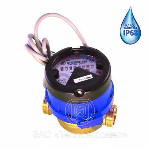 ВСХд-15-02 (80мм) IP68 счетчик холодной воды с имп. вых.