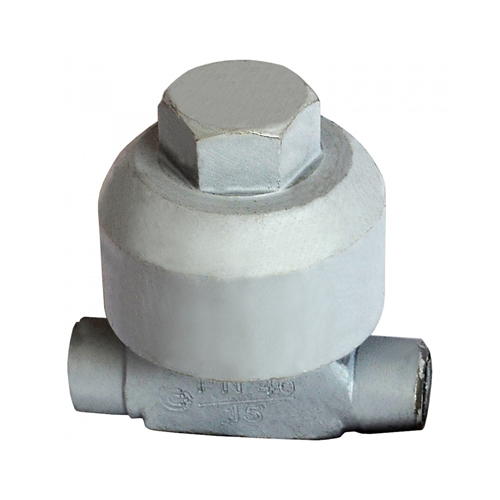 Конденсатоотводчик термодинамический сталь 45с13нж Ду 20 Ру40 п/привар