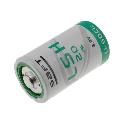 Батарея литиевая для тепловычислителя ТВ7-04 D 3,6 В Danfoss 187F0041