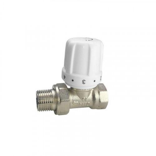 Вентиль радиаторный прямой Remsan Ду 15
