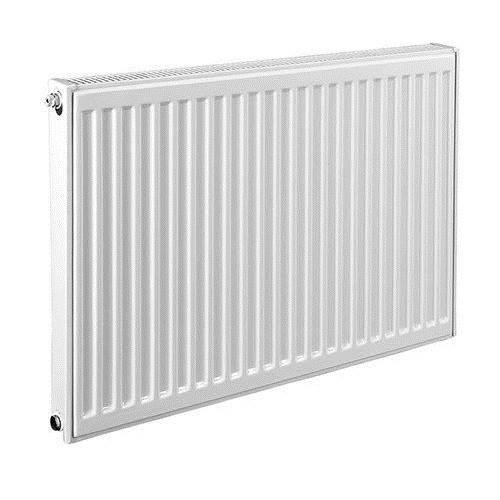 Радиатор стальной панельный Compact C тип 11 300х1000 Qну=738 Вт бок/п RAL 9016 (белый) Heaton Plus