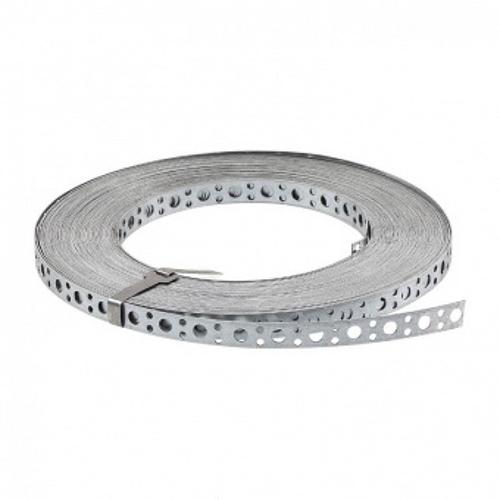 Лента бандажная стальная ЛС-1 25х0,9х30 перфорированная ROCKWOOL 207838