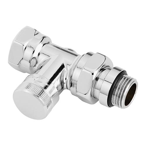 Клапан запорный для радиатора RLV-CX Ду 15 Ру10 ВР прямой Danfoss 003L0274