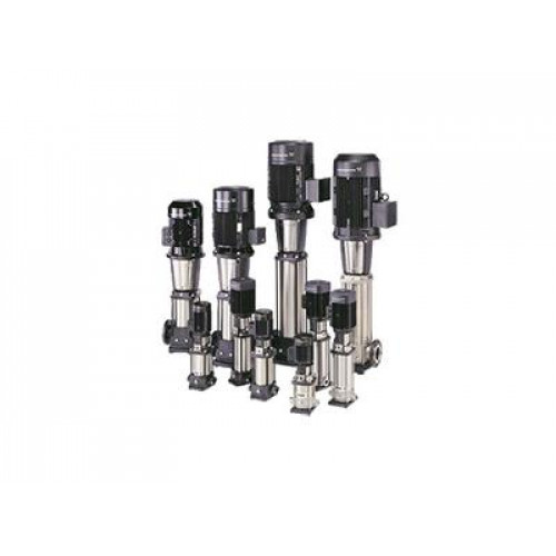 Насос вертикальный многоступенчатый Grundfos CR 1-11 A-A-A-HQQE 0,55 кВт 3x230/400 В 50 Гц (овальный фланец) 96516181