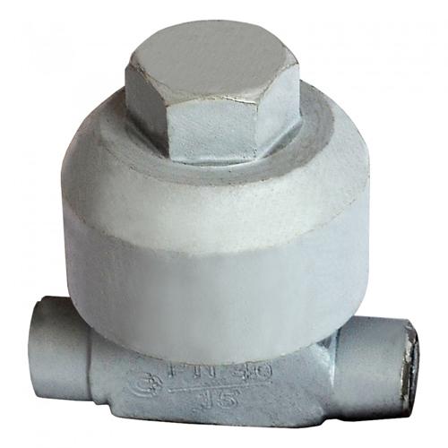Конденсатоотводчик термодинамический сталь 45с13нж Ду 15 Ру40 п/привар