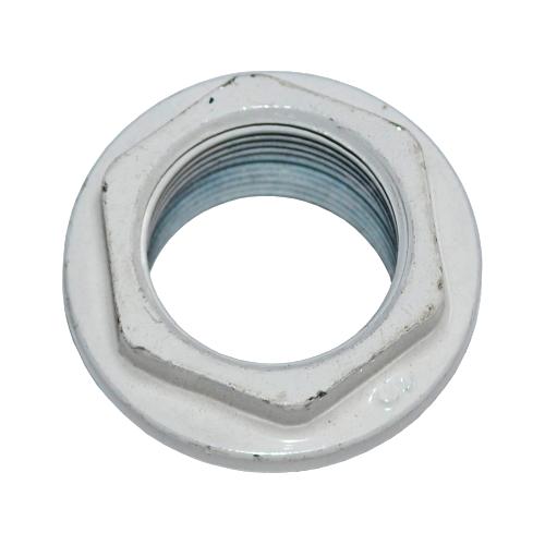 Заглушка (пробка) проходная 1'x1/2' левая резьба для алюминиевых и биметаллических радиаторов с прокладкой Ogint