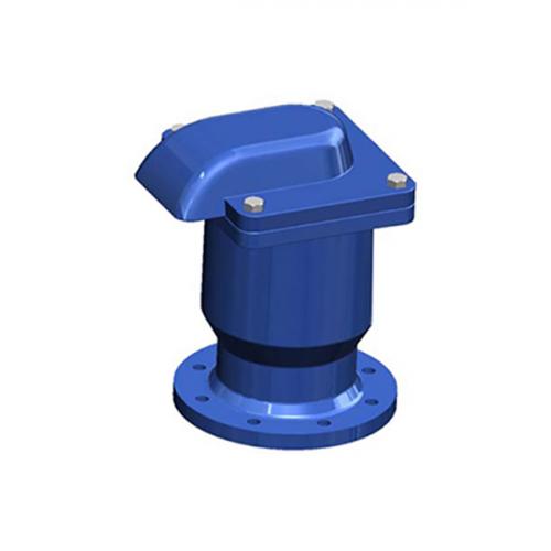 Воздухоотводчик автоматический чугун PVT4250 Ду 40 Ру25 фл прямой с фланцем Tecofi PVT4250-0040