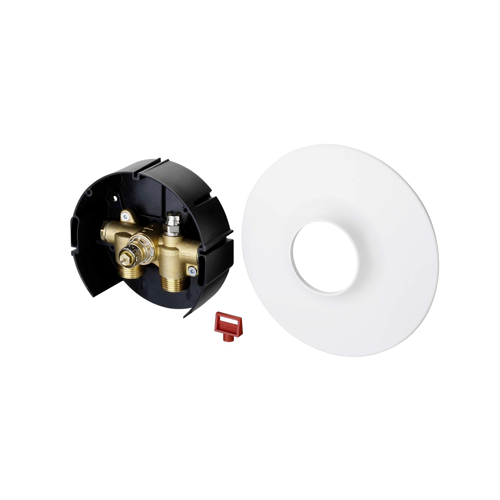 Клапан FHV-R для двухтр Ду 20 Ру6 3/4'x3/4' НР для регулирования температуры обратной воды Danfoss 003L1000