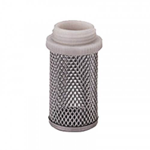 Сетка приёмная из нержавеющей стали с резьбой Ду 65 д/обратного клапана, Seagull