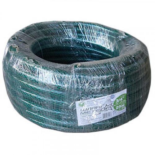Шланг поливочный армир. зеленый 3/4 (бухта 25м.)