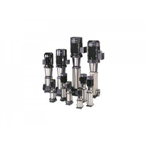 Насос вертикальный многоступенчатый Grundfos CR 1-10 A-FGJ-A-V-HQQV 0,55 кВт 3x400 В 50 Гц 96516268
