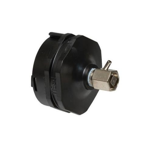 Заглушка PPSU Q&E 1' в/к воздухоотводчик для коллектора PPМ Uponor 1048005