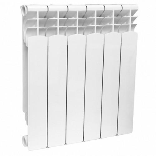 Биметаллический радиатор STI THERMO RUS 500 80 6 секций