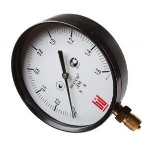 Классы точности манометров давления: как выбирать образцовый вариант?