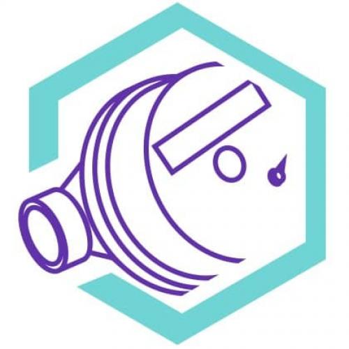 Кран шаровой латунный бытовой угловой G1/2' Ру10 НР (120/10) 000020080