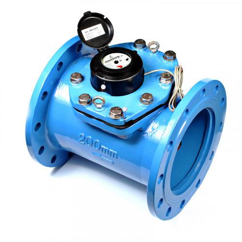 Счетчик турбинный холодной воды СТВХ (Ду50,65,80,100,150,200)