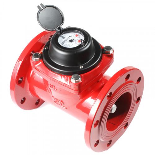 Счетчик турбинный холодной и горячей воды СТВУ (Ду50,65,80,100,150,200)