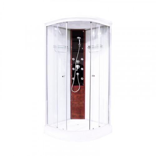 LIVORNO (LVD-077S) прозрачное стекло