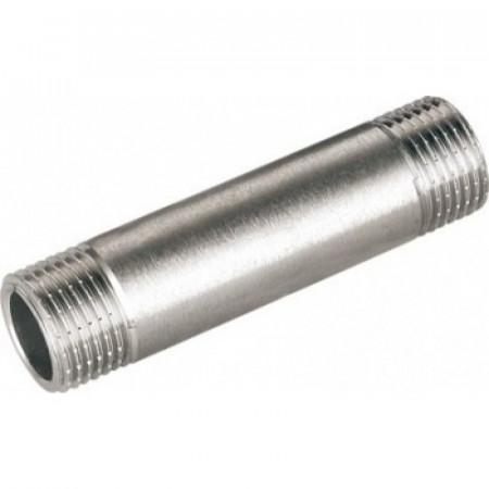 Бочонок удлиненный никель Ду 15 х 80мм 'Remsan'
