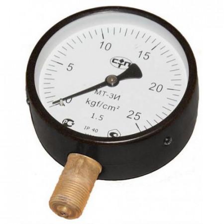 Вакуумметр ВТ-3И (-1+0 кгс/см2)