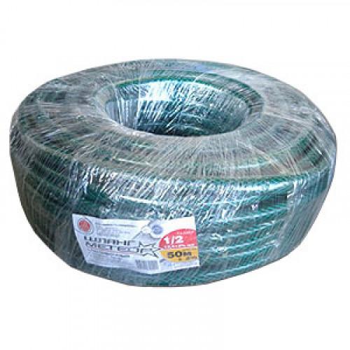 Шланг поливочный армир. зеленый 1/2 (бухта 50м.)
