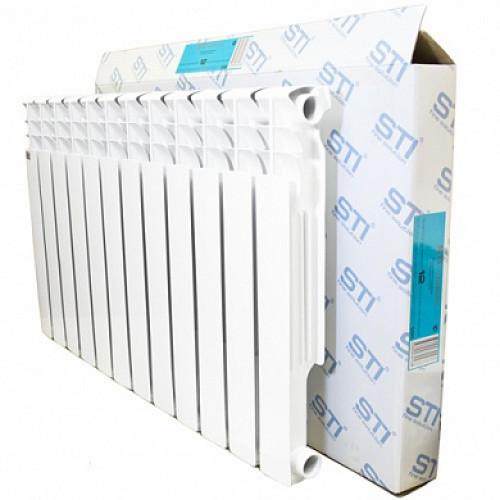 Алюминиевый радиатор STI 500 80 12 секций