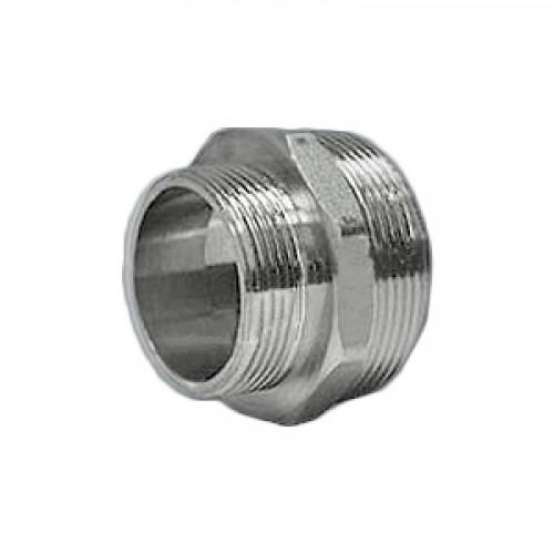 Бочонок VALTEC никелированный ДУ-40х20