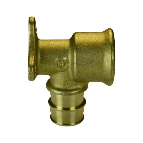 Водорозетка для PE-X латунь GX139 Дн 20х1/2' ВР L=52,5мм Giacomini GX139Y004