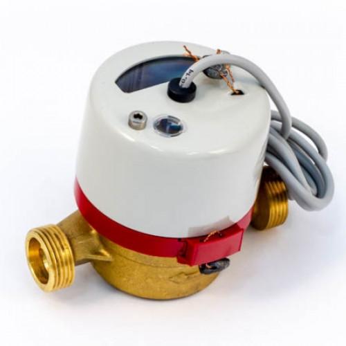 ВСТ-15 счетчик горячей воды с имп. выходом.
