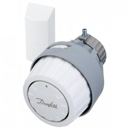 Элемент термостатический RTR 7096 газ/нап клипс RTR (RA) 5-26oC с защитным кожухом и выносным темп/датчиком L=2м Danfoss 013G7096