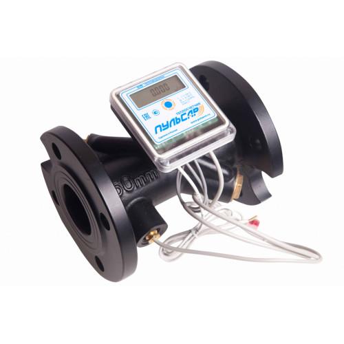 Счетчик воды Пульсар ультразвуковой Ду80 с радиовыходом