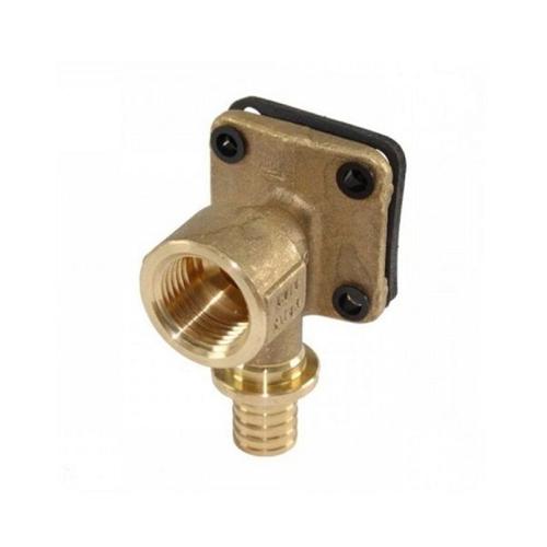 Водорозетка для PE-X бронза RAUTITAN RX Дн 16х1/2' ВР Rehau 13661101001 (11370831401)