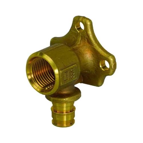 Водорозетка для PE-X латунь Smart Aqua Q&E Дн 20х1/2' ВР Uponor 1059823