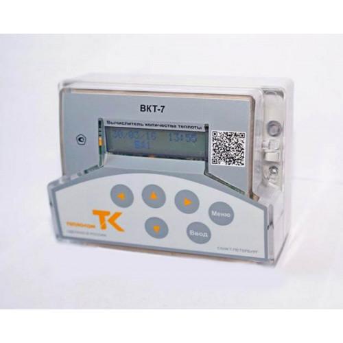 Вычислитель количества теплоты ВКТ-7-01 Х-485-БАТ